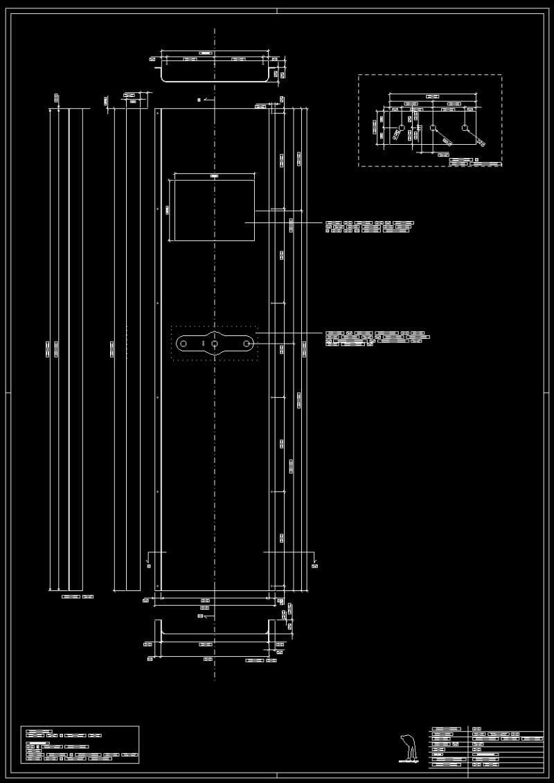 TSG industrial machine restyling
