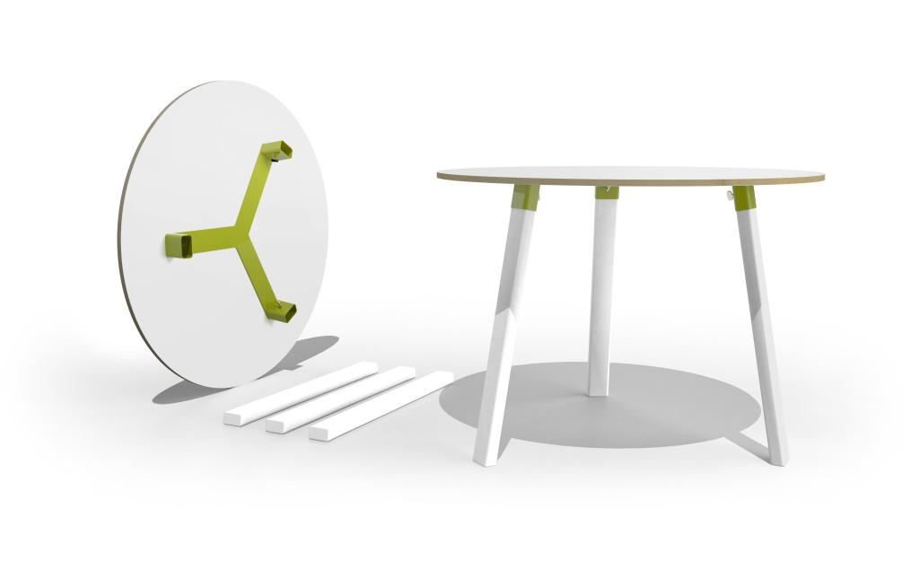 Sticks table