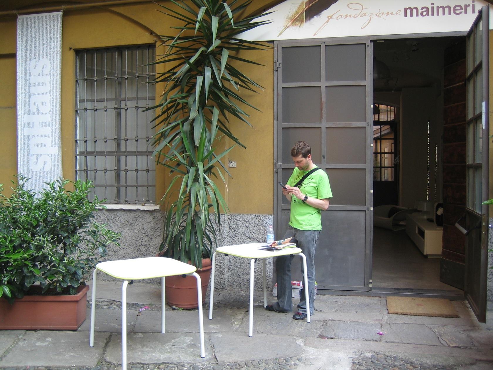 2007 Milan Salone