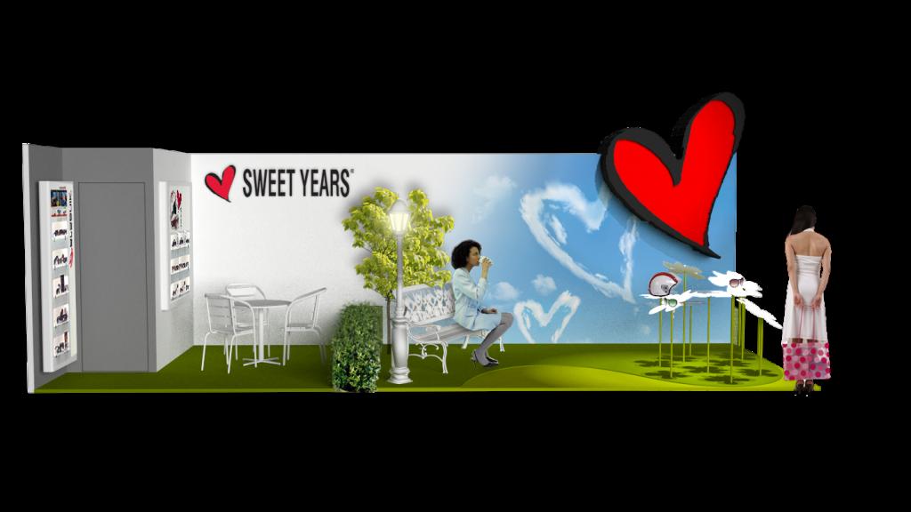 Sweet Years eye-ware stand