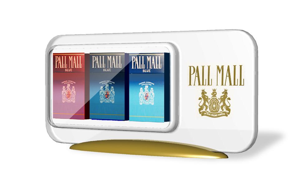 Pall Mall display