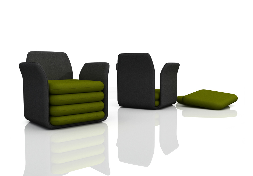 Ooch armchair